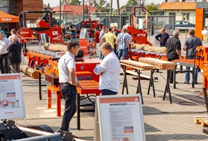 Customer Day at Wood-Mizer's European Headquarters – New products...