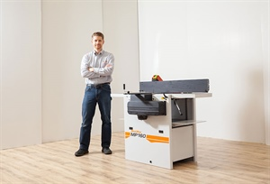 WOOD-MIZER RELEASES NEW TWO-IN-ONE MP160 PLANER/THICKNESSER FOR...