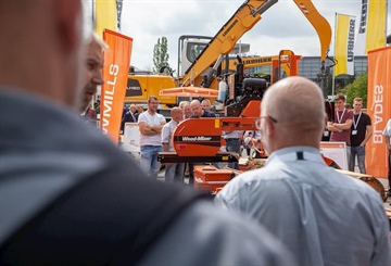AT LIGNA 2019 WOOD-MIZER PRESENTED A WIDE RANGE OF NEW MACHINERY...