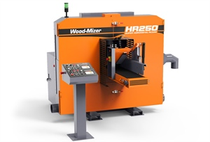 Wood-Mizer Introduces Innovative HR250 Twin Blade Horizontal Resaw