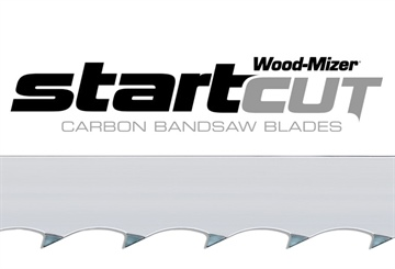 StartCUT — a new series of Wood-Mizer bandsaw blades