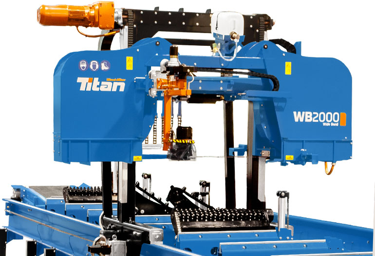 Wood-Mizer to present two new sawmill lines at LIGNA 2017 - Wood