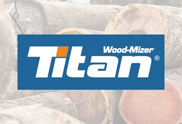 Wood-Mizer TITAN wideband sawmills announced