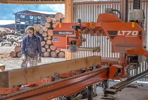 Bhutan's GNH forestry policies changing sawmilling across the...