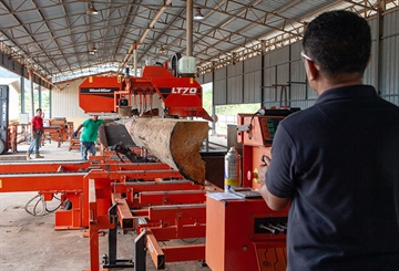 Malaysian Company Upgrades to Faster & More Productive Thin-kerf...