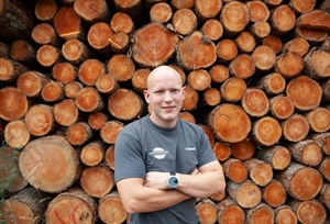 Massive Sawmill Upgrades a Family Business in Denmark
