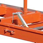 LT15 Power Log clamps